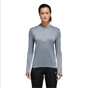 Adidas Women's Response Climawarm 12 Zip